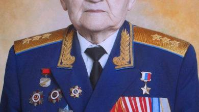 Герой России, генерал-полковник авиации Александр Петрович Андреев