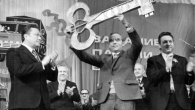 Участник Великой Отечественной войны, Герой Социалистического Труда, первый генеральный директор КАМАЗа Лев Борисович Васильев